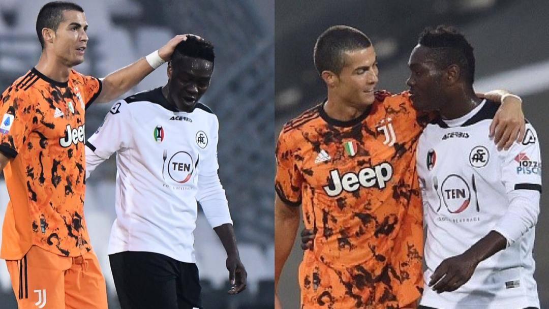 Juventus Changing Room